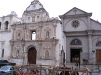 Churches in Guatemala