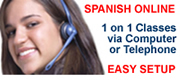 Online Spanish School Via Internet & Skype
